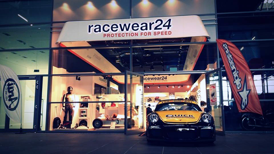 Visit our store at the Nürburgring