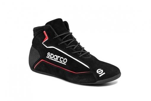 SPARCO SLALOM+ Schuhe, Shoe black