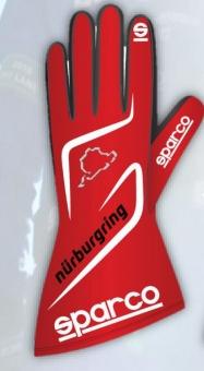 SPARCO LAND RG-3.1  Glove with Nürburgring logo
