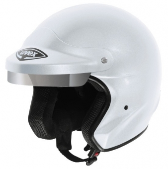UVEX Jet Helmet 180 WHITE  M