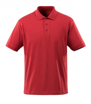 MASCOT Bandol /  Polo-Shirt Workwear rot