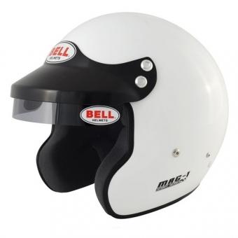 Bell Jet Helmet MAG-1 H.A.N.S. white