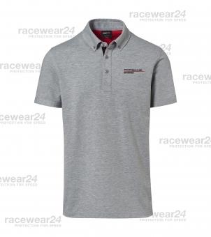 Porsche Motorsport Polo Men grey