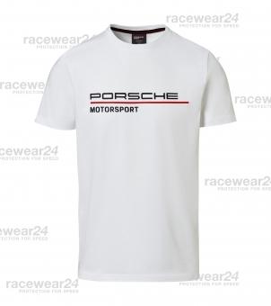 Porsche T-shirt white
