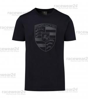 Porsche T-shirt Herren Wappen